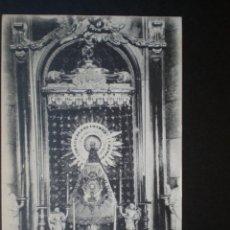 Postales: ARAGÓN ZARAGOZA CAMARÍN DE Nª SRA DEL PILAR POSTAL DE ESCOLÁ Nº 28. Lote 39320555