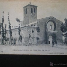 Postales: ARAGÓN HUESCA SANTUARIO DE Nª SRA DE SALAS DE ESCOLÁ Nº 19. Lote 39328492