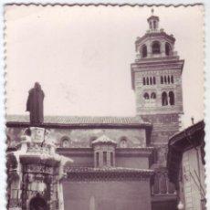 Postales: TERUEL: TORRE DE LA CATEDRAL. EDICIONES SICILIA. NO CIRCULADA (AÑOS 50). Lote 39358452