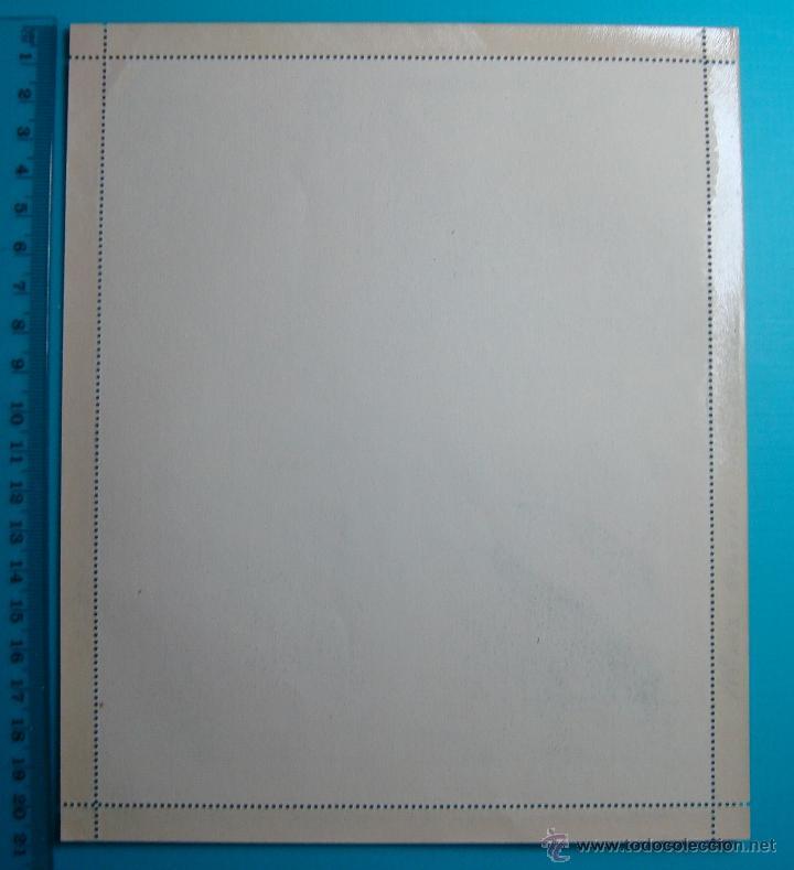 Postales: CARTA SOBRE PATRONATO NACIONAL DEL TURISMO ESPAÑA SERIE 11 ZARAGOZA, CIRCA 1930, NUEVA SIN CIRCULAR - Foto 2 - 39452882