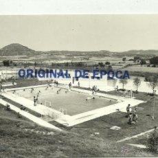 Postales: (PS-36878)POSTAL DE LUNA-PISCINA MUNICIPAL. Lote 39514689