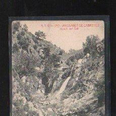 Postales: TARJETA POSTAL DE MASSANET DE CABRENYS, GERONA - GORCH DE SALT. 1752. A.T.V. Lote 39837838