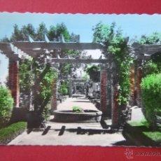 Postales: POSTAL DE TAUSIE( ZARAGOZA): ROSALEDA. Lote 39855511