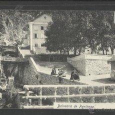 Postales: PANTICOSA - BALNEARIO - (17900). Lote 39923315