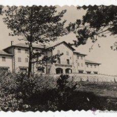 Postales: ORIHUELA DEL TREMEDAL. TERUEL. RESIDENCIA PRODUCTORES PADRE POLANCO. AÑOS 60.. Lote 40065570