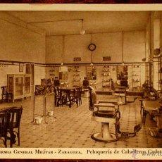 Postkarten - ANTIGUA POSTAL DE LA ACADEMIA GENERAL MILITAR ZARAGOZA - FOTO MARTIN CHIVITE - SIN CIRCULAR - 39584590
