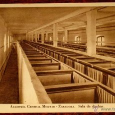 Postkarten - ANTIGUA POSTAL DE LA ACADEMIA GENERAL MILITAR ZARAGOZA - FOTO MARTIN CHIVITE - SIN CIRCULAR - 39584591