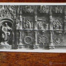 Postkarten - ANTIGUA FOTO POSTAL - ZARAGOZA - NTRA. SEÑORA DEL PILAR - DETALLE DEL ALTAR MAYOR - COLECCIONES LOTY - 39592544