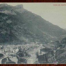 Cartes Postales: ANTIGUA POSTAL DE VISTA DE CANFRANC (HUESCA), EDIC. F. DE LAS HERAS, SIN CIRCULAR . Lote 39608555