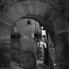 Postales: ALBARRACIN. ARCO DEL PORTAL. 45 EDICIONES SICILIA. Lote 40567305