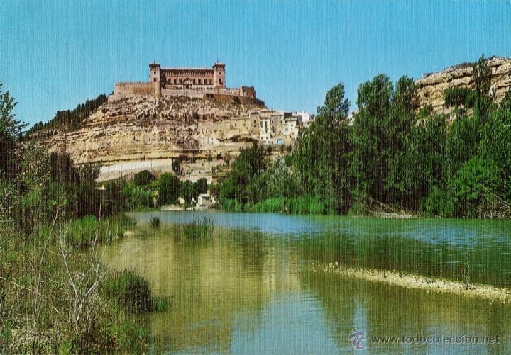 alcañiz - rio guadalope y castillo calatravos - - Comprar Postales ...