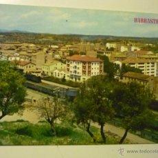 Postales: POSTAL DE BARBASTRO .- VISTA PARCIAL. Lote 109432366