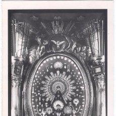 Postales: ZARAGOZA - BASILICA DEL PILAR JOYERO DE LA VIRGEN. Lote 19365967