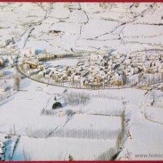 Postales: BENASQUE - VISTA GENERAL INVERNAL - EDICIONES SICILIA Nº 131. Lote 40859638