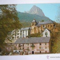 Postales: POSTAL SALLENT DE GALLEGO (VALLE DE TENA). PIRINEO ARAGONES. Nº 521. FOTO BALLARIN. SIN CIRCULAR.. Lote 40873371