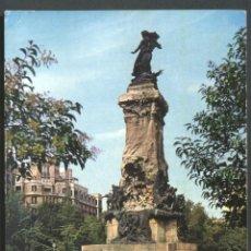 Postales: ZARAGOZA - PLAZA DE JOSE ANTONIO, MONUMENTO A LOS SITIOS. Lote 40963767