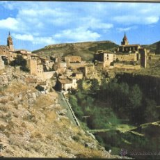 Postales: ALBARRACIN - VISTA GENERAL. Lote 40963818