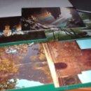 Postales: LOTE DE 5 POSTALES DE ZARAGOZA. AÑOS 60 Y 70. Lote 40973674