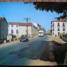 Cartes Postales: POSTAL MONREAL DEL CAMPO TERUEL AVENIDA GENERAL FRANCO. Lote 41060500