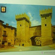 Postales: POSTAL DAROCA.-PUERTA BAJA -ESCRITA. Lote 41257238