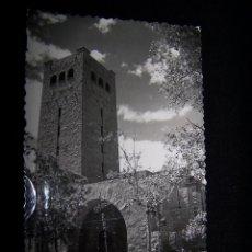 Postales: POSTAL FOTOGRÁFICA CIRCULADA 1957 IGLESIA DE SAN ANTONIO ZARAGOZA SERI Nº 37 EDICIONES SICILIA-ZARAG. Lote 215500435