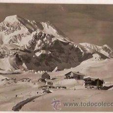 Postales: ANTIGUA POSTAL 58 CANFRANC CANDANCHU VISTA GENERAL DE LOS HOTELES EDICIONES SICILIA. Lote 41561368