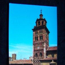 Postales: POSTAL SIN CIRCULAR ED SICILIA-ZARAGOZA SERIE Nº 2010 TORRE DE LA CATEDRAL TERUEL. Lote 41693729