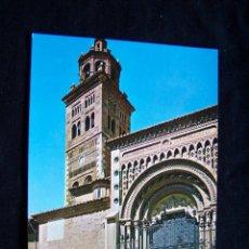 Postales: POSTAL SIN CIRCULAR ED SICILIA-ZARAGOZA SERIE Nº 26 CATEDRAL-ENTRADA PRINCIPAL TERUEL. Lote 41693798