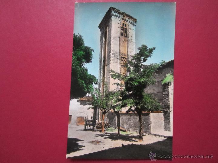 DAROCA. ZARAGOZA. TORRE SANTO DOMINGO. MONUMENTO NACIONAL. (Postales - España - Aragón Moderna (desde 1.940))