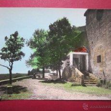 Postales: LUNA. ZARAGOZA. ERMITA DE MONLORA (PÓRTICO). EDICIONES MONTAÑÉS.. Lote 41778521