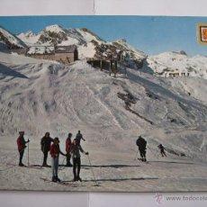 Postales: POSTAL CANDANCHU - EL TOBAZO ALT. 1560 M. - ESCUDO DE ORO, Nº 3360, CIRCULADA. Lote 41944874