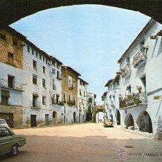 Postales: LA FRESNEDA - PLAZA MAYOR. Lote 42161131