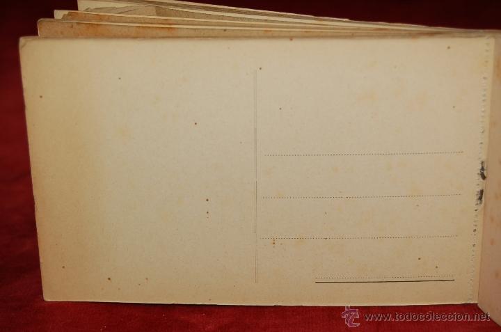 Postales: ALBUM DE POSTALES DE ZARAGOZA. 2ª SERIE. 20 TARJETAS - Foto 4 - 42397686
