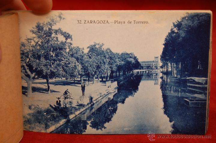 Postales: ALBUM DE POSTALES DE ZARAGOZA. 2ª SERIE. 20 TARJETAS - Foto 12 - 42397686