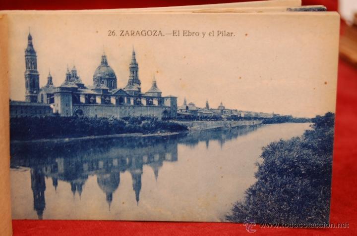 Postales: ALBUM DE POSTALES DE ZARAGOZA. 2ª SERIE. 20 TARJETAS - Foto 18 - 42397686