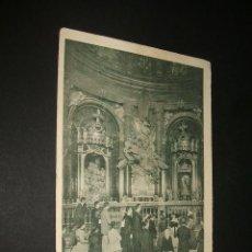 Postales: ZARAGOZA CAPILLA DE NUESTRA SEÑORA DEL PILAR FOTOTIPIA ESCOLA Nº 2. Lote 42583121