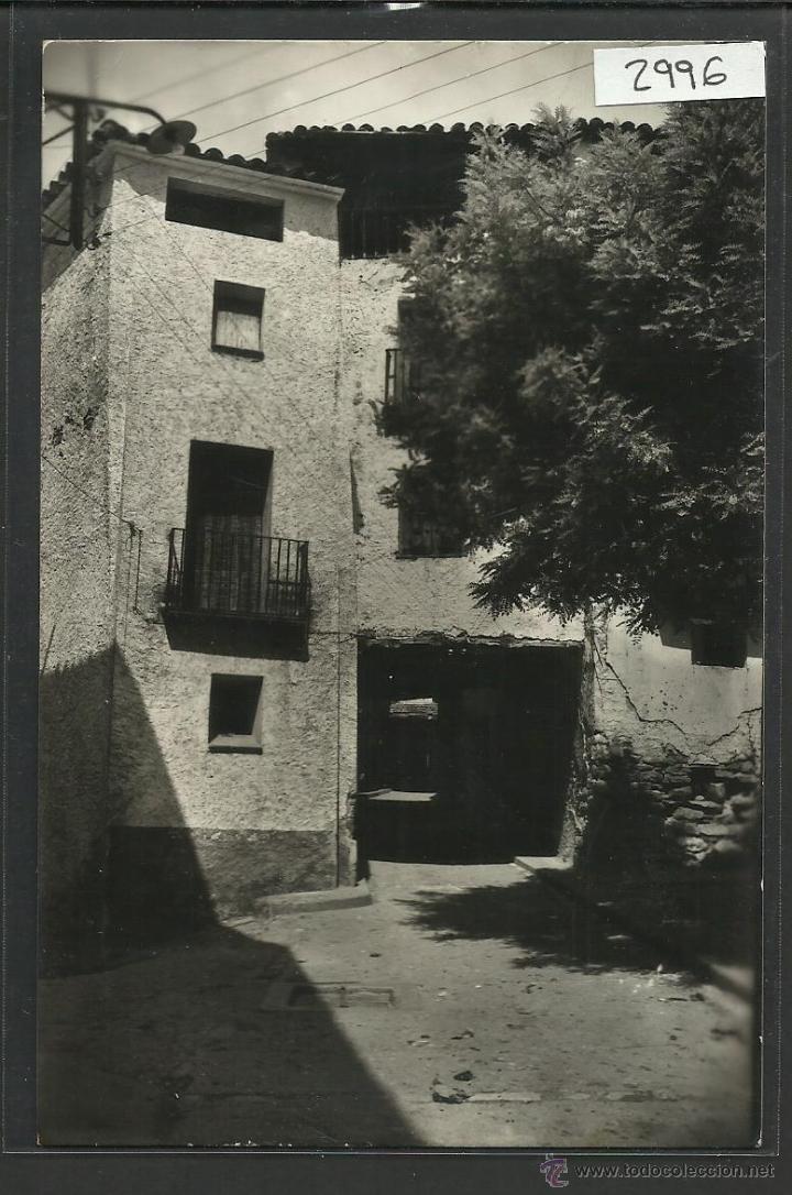 BENABARRE - 12 - RINCON TIPICO - EDICIONES SICILIA - (2996) (Postales - España - Aragón Antigua (hasta 1939))