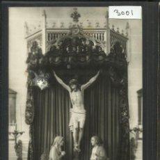 Postales: BALNEARIO DE PANTICOSA - CRISTO DE LA SALUD - FOTOGRAFICA -(3001). Lote 42795259