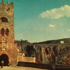 Postcards - Monasterio de Piedra (Zaragoza). 809 Torre del Homenaje. García Garrabella. Nueva. - 43066506
