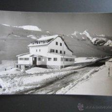 Postales: POSTAL HUESCA. CANFRANC. CANDANCHU. HOTEL SOMPOT. . Lote 43415589