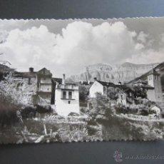 Postales: POSTAL HUESCA. TORLA. VISTA GENERAL. . Lote 43417253