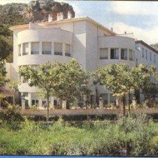 Postales: JARABA - BALNEARIO Y AGUAS SICILIA. Lote 43456208