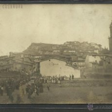 Postales: PEÑARROYA DE TASTAVINS - POSTAL FOTOGRAFICA - MIGUEL CASANOVA - (23113). Lote 43634654