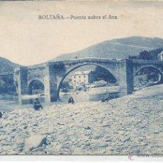 Cartes Postales: BOLTAÑA-HUESCA. Lote 43706071