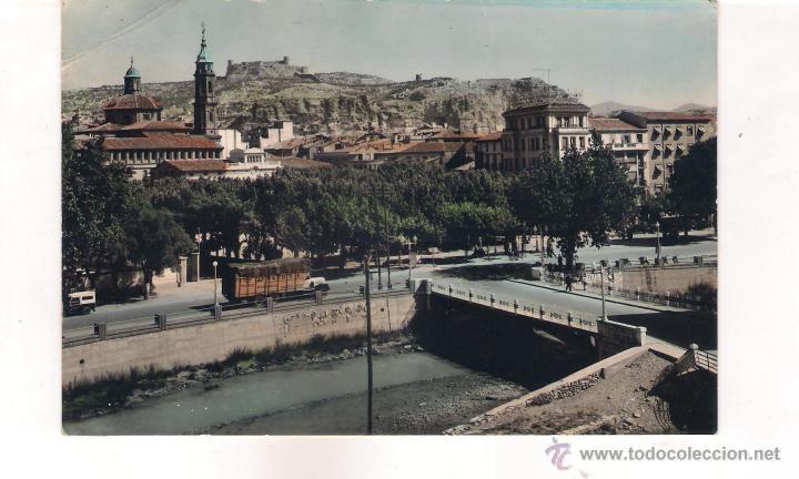 POSTAL DE CALATAYUD VISTA PARCIAL . (Postales - España - Aragón Moderna (desde 1.940))