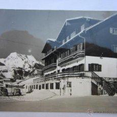 Postales: CANFRANC - CANDANCHU. HUESCA. HOTEL. (ED. SICILIA Nº20).. Lote 44986291