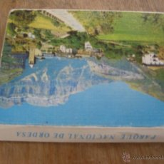 Postales: POSTALES LIBRO ORDESA. Lote 45012146