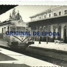 Postales: (PS-41280)POSTAL DE TARDIENTA-ESTACION DEL FERROCARRIL. Lote 45313535