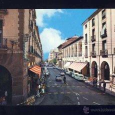 Postales: POSTAL DE HUESCA: PORCHES DE GALICIA (ED. ARRIBAS 35). Lote 45320003
