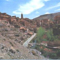 Postales: ALBARRACIN - VISTA PARCIAL. Lote 45514802